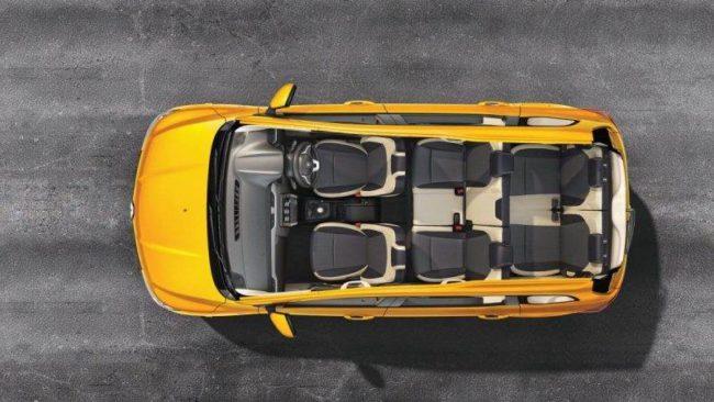 Renault Triber 7-seater