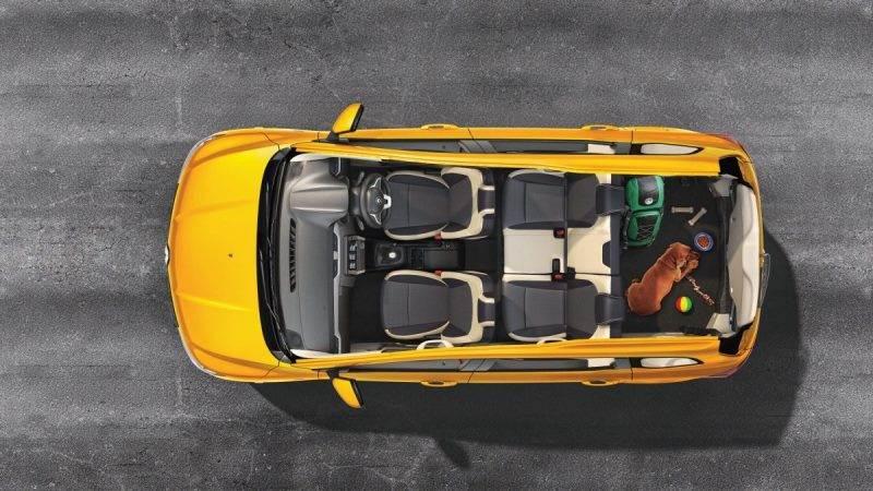 Renault Triber Boot