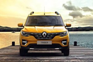Renault Triber Colours