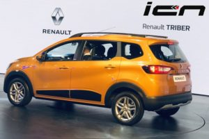 Renault Triber Price