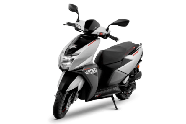 Over 4 Lakh TVS NTorq 125 Scooter Sold In India