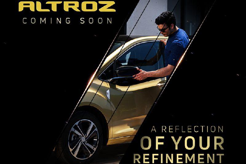 Tata Altroz New Teaser