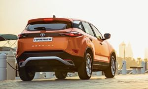 Tata Harrier Prices Increased