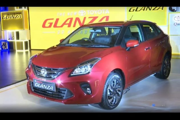Toyota Glanza Price In India