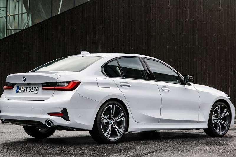 2019 BMW 3 Series India