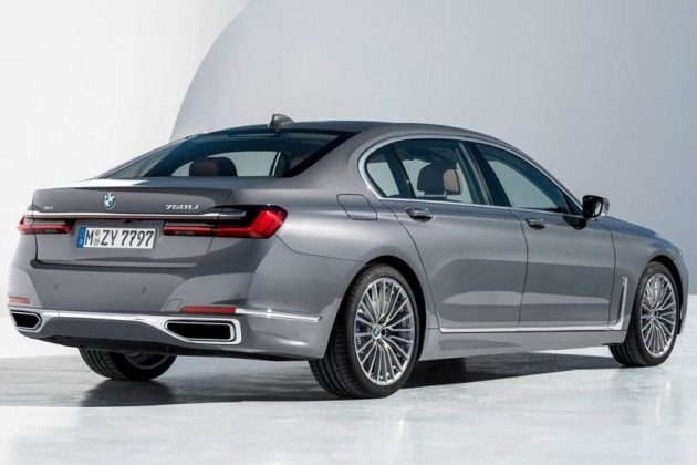 2019 BMW 7 Series India Features