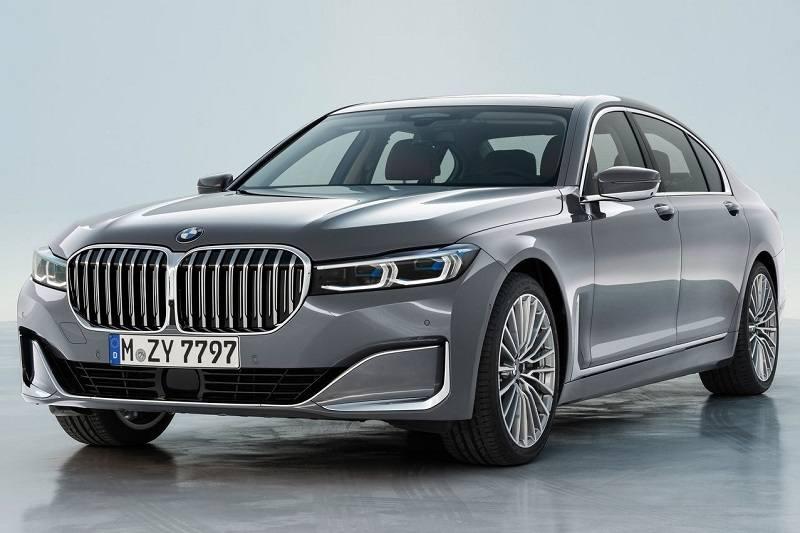 2019 BMW 7 Series India Price