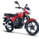 2019 Bajaj CT 110 Red