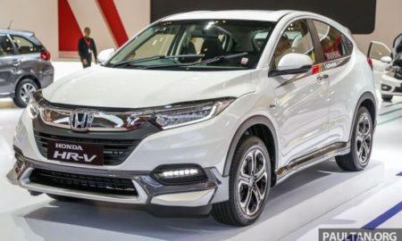 2019 Honda HR-V Mugen