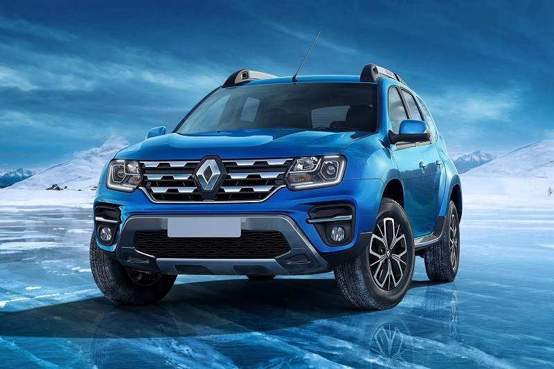 2019 Renault New Duster Price List