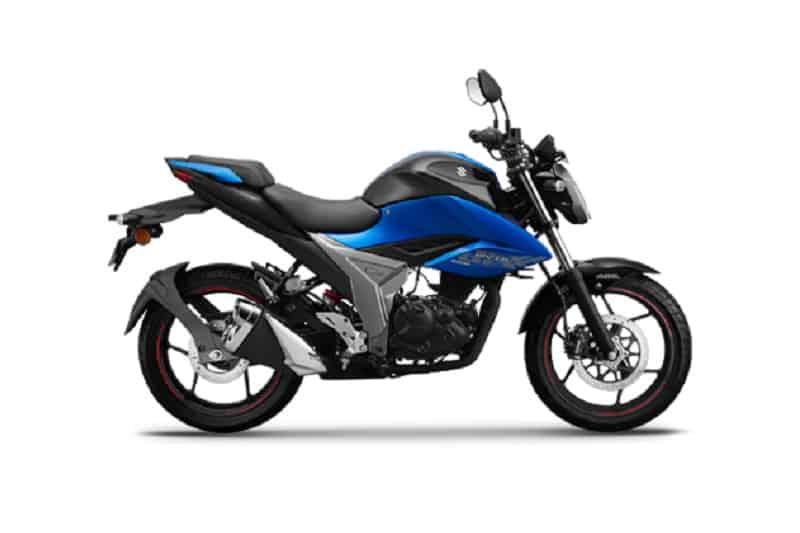 2019 Suzuki Gixxer Price