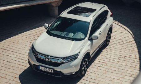 2020 Honda CRV Facelift