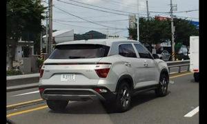 2020 Hyundai ix25 Creta spied