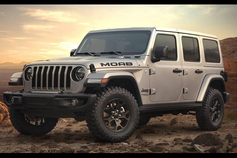 2020 Jeep Wrangler India