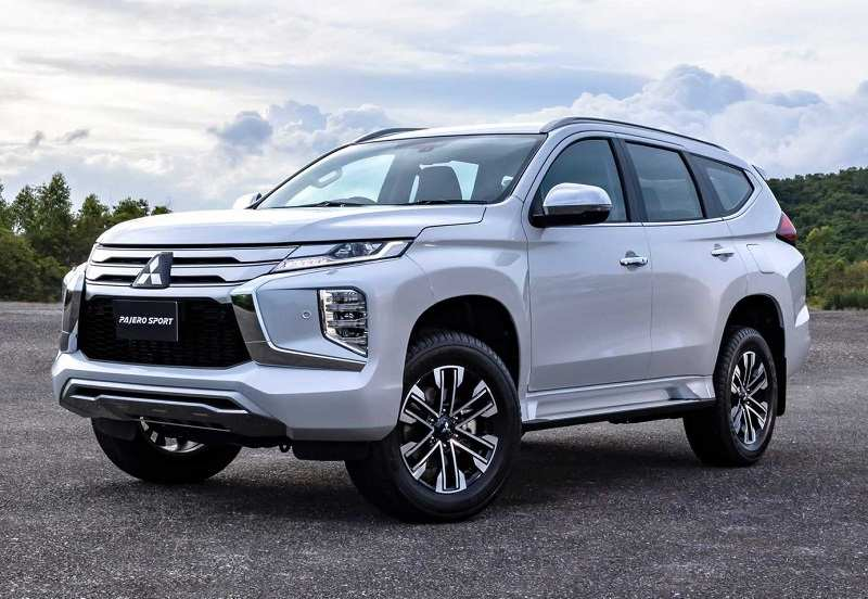 2020 Mitsubishi Pajero Sport Unveiled features
