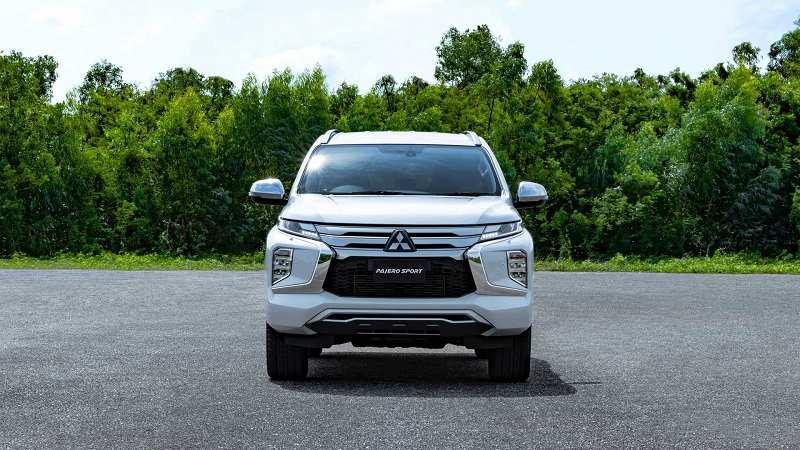 2020 Mitsubishi Pajero Sport Unveiled specs