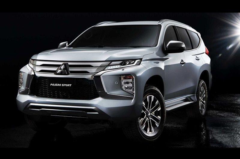 2020 Mitsubishi Pajero Sport Unveiled