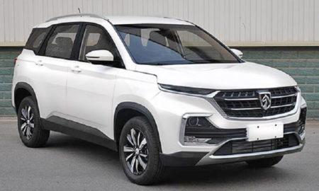Baojun 530 facelift - MG Hector