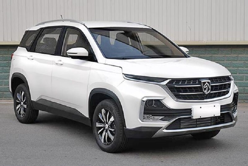 Baojun 530 facelift - MG Hector