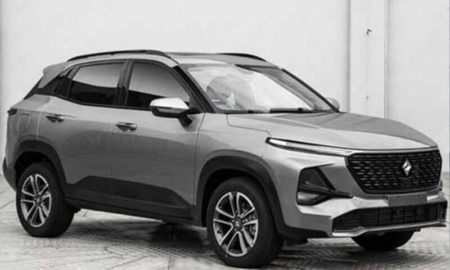 Baojun RS-3 Leaked (1)