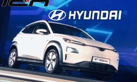 Hyundai Kona Battery
