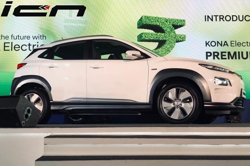 Hyundai Kona Details