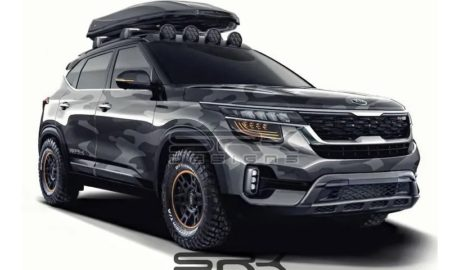 Kia Seltos Off-roader