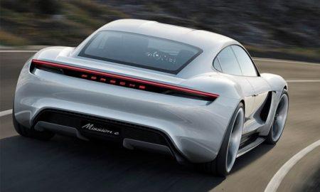 Porsche Taycan India Features