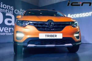 Renault Triber 7-seater MPV