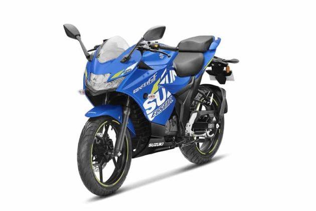 Suzuki Gixxer SF MotoGP Edition Features