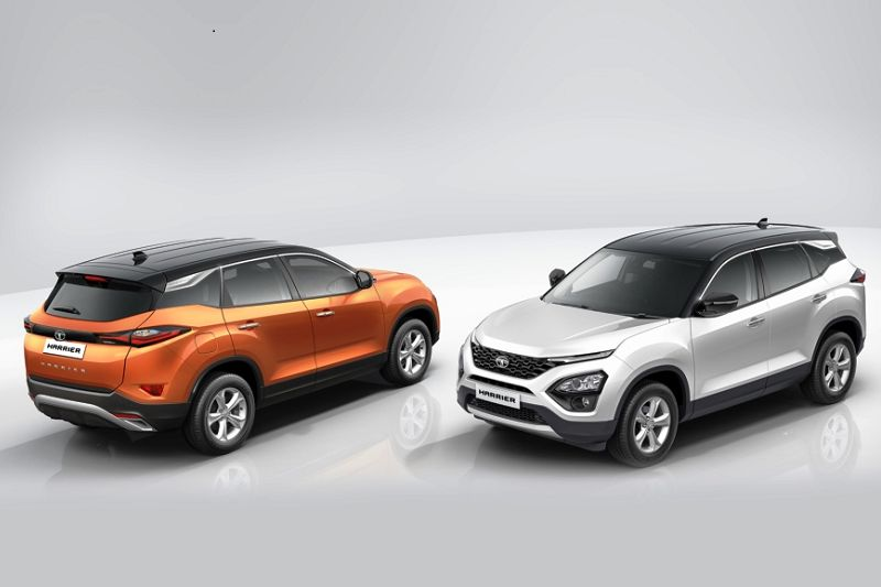 Tata Harrier Dual Tone Price