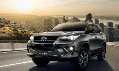 Toyota Fortuner TRD Sportivo GIIAS