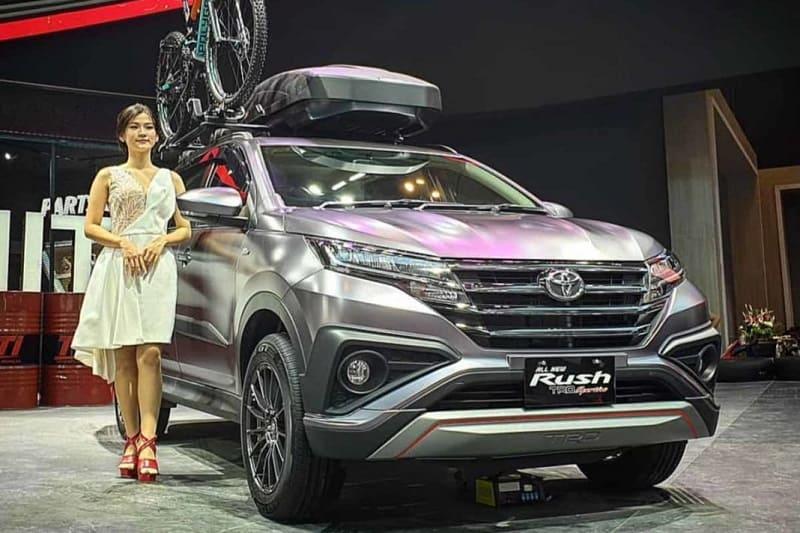Toyota Rush GIIAS 2019