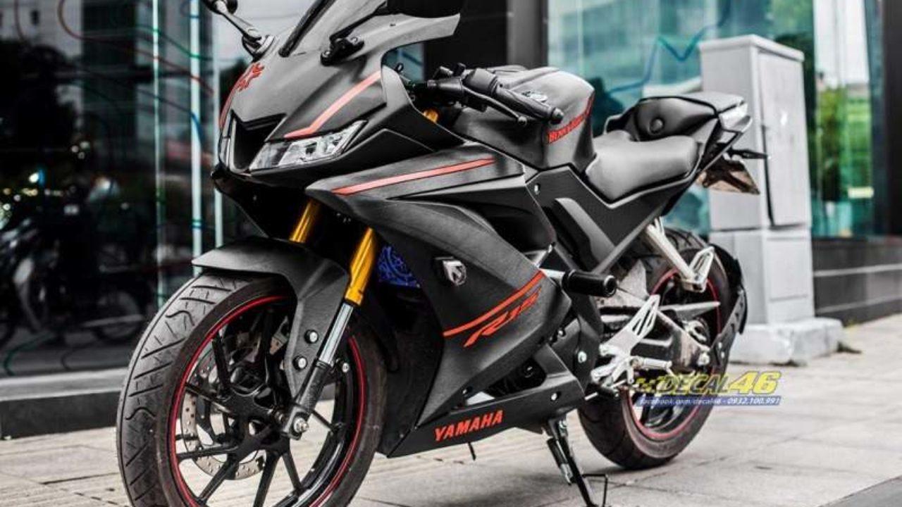 Yamaha R15 V3 Benny Bunny Edition Looks Super-Hot