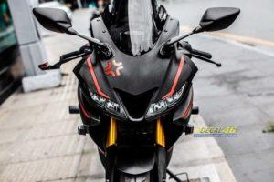 Yamaha R15 Benny Bunny Edition front