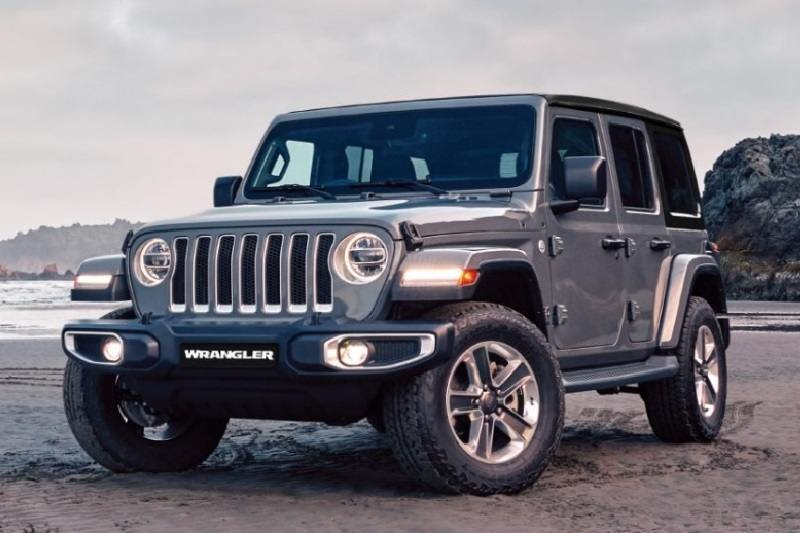 2019 Jeep Wrangler Price In India