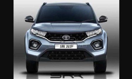 2019 Tata Nexon Render