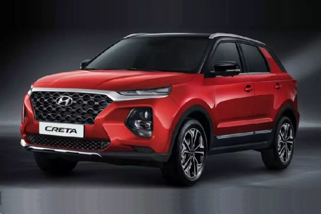 2020 Hyundai Creta 7 Seater