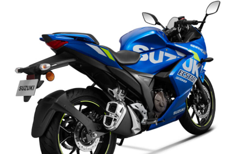 Gixxer SF250 MotoGP Price