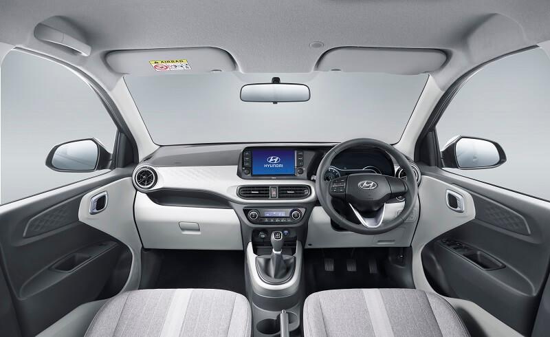 Hyundai GRAND i10 NIOS interior
