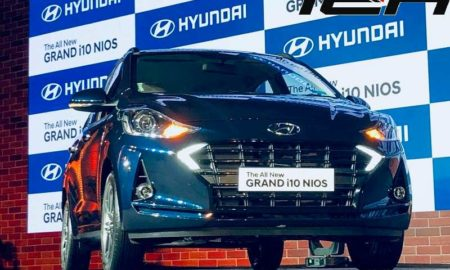 Hyundai Grand i10 Nios Colours