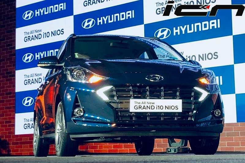 Hyundai Grand i10 Nios Colours