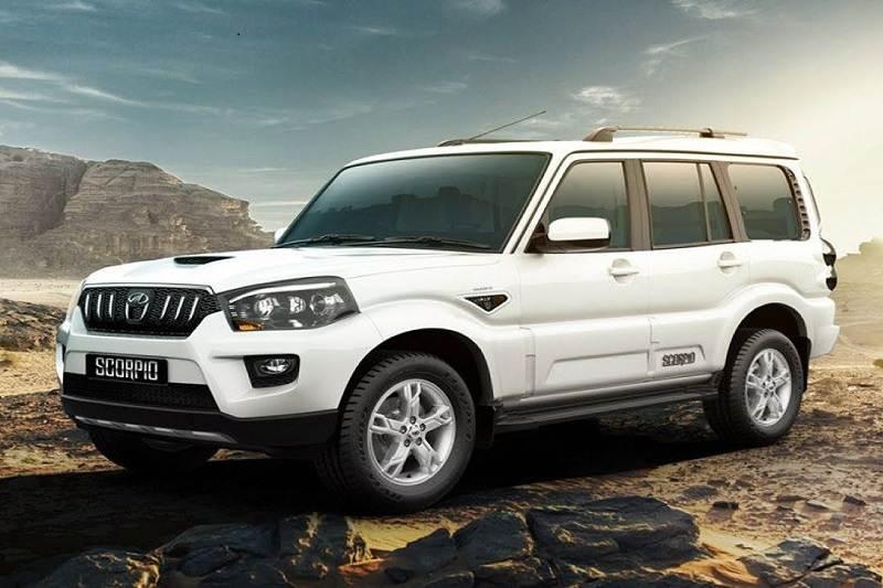 Mahindra Cars At Auto Expo 2020