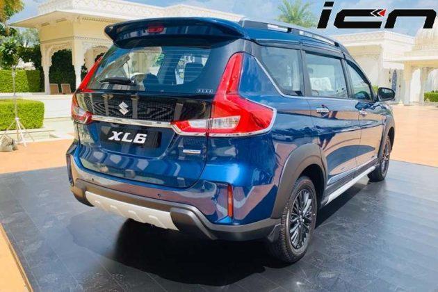 Maruti Suzuki XL6 Accessories