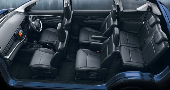 Maruti XL6 Seating Capacity