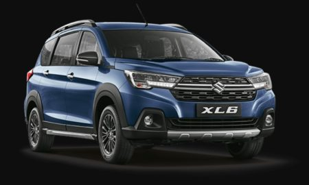 Maruti XL6 Variants