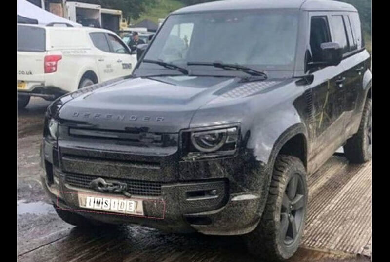New Land Rover Defender (1)