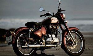 New Royal Enfield Bike