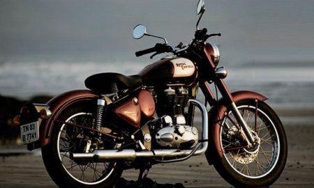 New Royal Enfield Bike