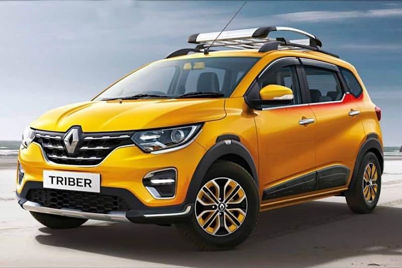 Renault Triber Accessories